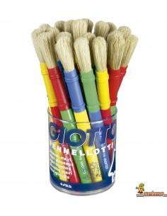 Pinceles Giotto Maxi 20 uds Schoolpack
