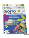 Giotto Decor Materials rotulador decorativo 12 uds