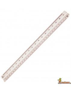 Escala Mor 1632.05 de 30cm en estuche flexible