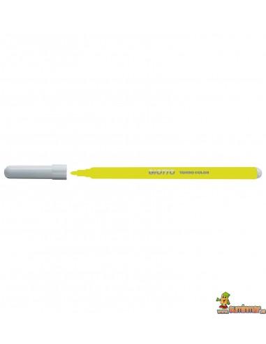 Giotto Turbo Color unidades sueltas amarillo