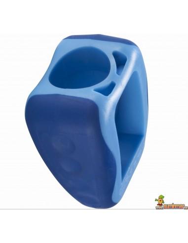 Sacapuntas LYRA Groove Triple 3 en 1 azul