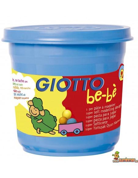 Plastilina Giotto be-bè 8 botes 220 g + accesorios