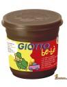 Plastilina Giotto be-bè 220g marrón