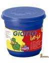 Plastilina Giotto be-bè 220g azul oscuro