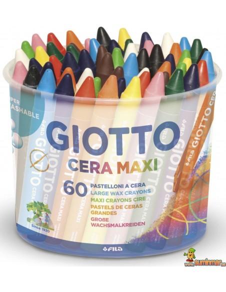 Giotto Cera Maxi Schoolpack