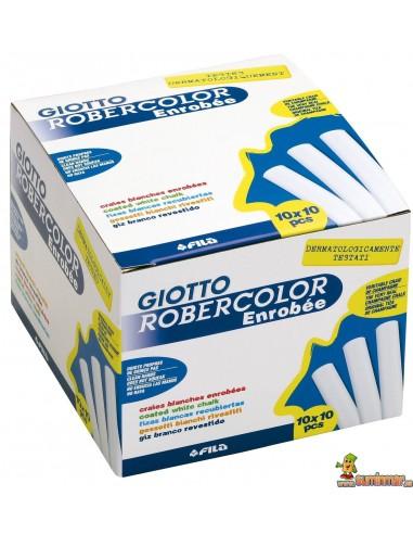Giotto Robercolor Enrobée 100 ud blanco