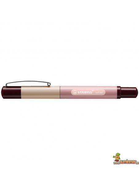Pluma Stabilo beFab! - Duocolors
