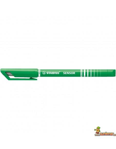 Stabilo Sensor Bolígrafo con punta amortiguada