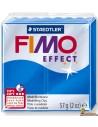 FIMO Effect 57g Pasta para modelar 8020-374 Azul translúcido