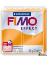 FIMO Effect 57g Pasta para modelar 8020-404 Naranja translúcido