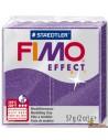 FIMO Effect 57g Pasta para modelar 8020-602 Púrpura con purpurina