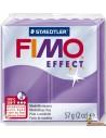 FIMO Effect 57g Pasta para modelar 8020-604 Púrpura translúcido