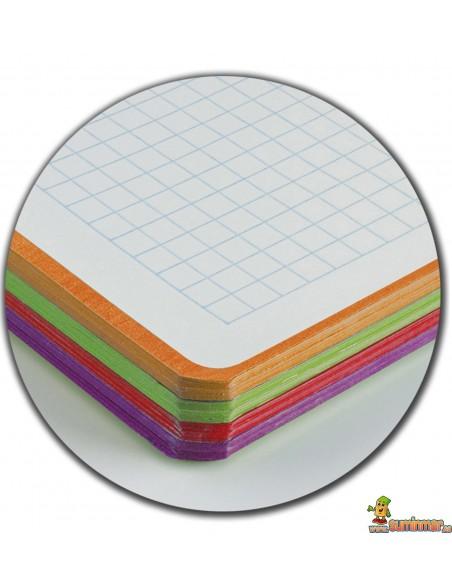 Cuaderno Oxford A5 Tapa de plástico Cuadros 5mm European Book 4