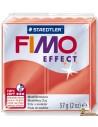 FIMO Effect 57g Pasta para modelar 8020-204 Rojo translúcido