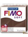 FIMO Soft 57g Pasta para modelar 8020-75 Chocolate