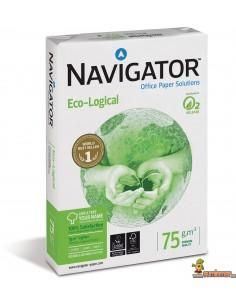 Navigator EcoLogical A4 75g 500 hojas