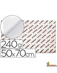 Papel Acuarela Canson 50x70 cm 240 g/m²