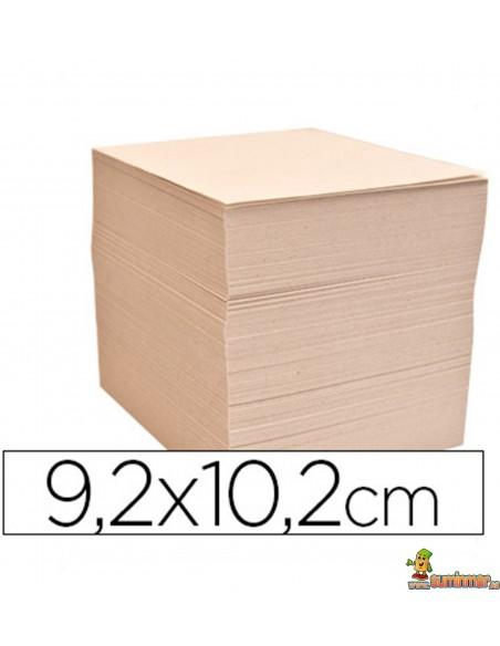Notas de papel reciclado