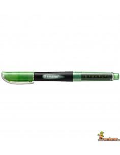 Boligrafo Stabilo Bionic verde