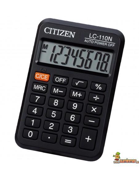 Calculadora De Bolsillo LC-110N Citizen