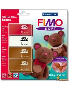FIMO Soft Sets de iniciación 8024 31 L2 Osos