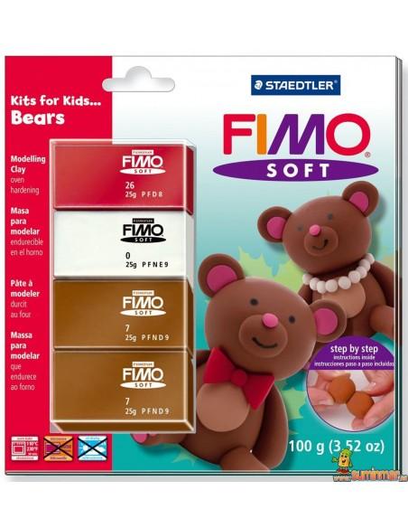 FIMO Soft Sets de iniciación
