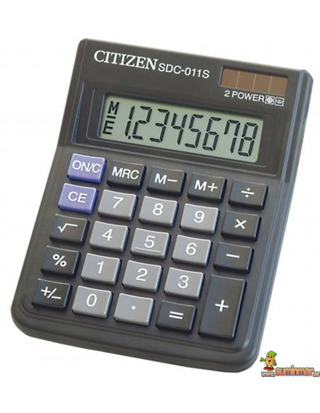 Calculadora De Sobremesa SDC-011S Citizen