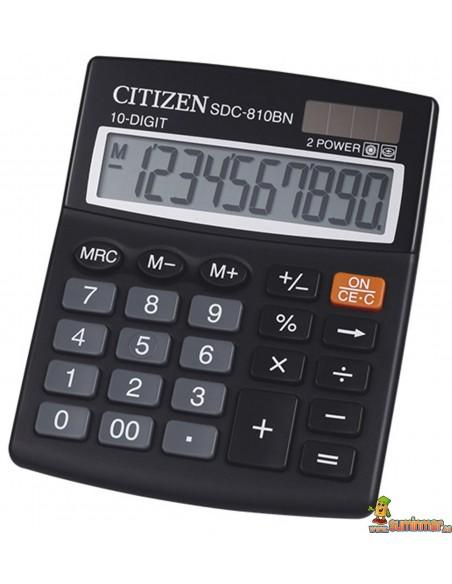 Calculadora De Sobremesa SDC-810BN Citizen