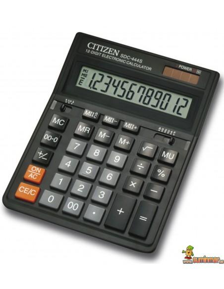 Calculadora De Sobremesa SDC-444S Citizen