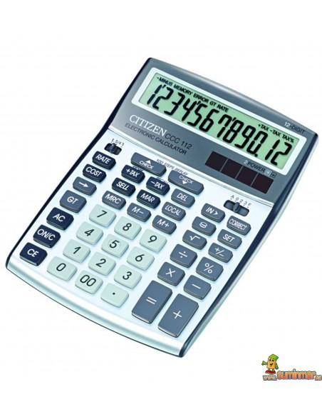 Calculadora De Sobremesa CCC-112 Citizen