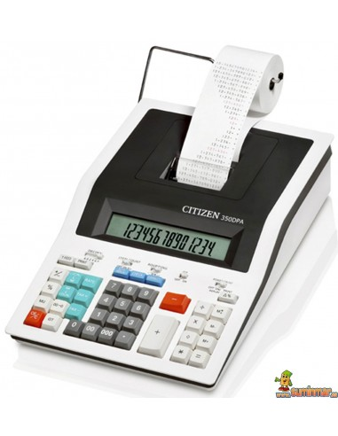 Calculadora Impresora 350DPA Citizen