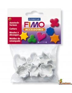 Moldes metálicos Staedtler Fimo accesorios
