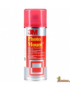 Pegamento En Spray Photo Mount 3M 400 g