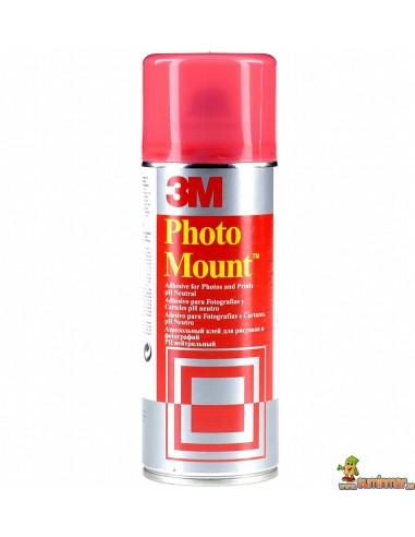 Pegamento En Spray Photo Mount 3M 400 g
