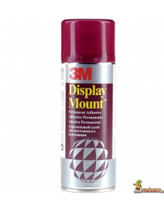 Pegamento En Spray Display Mount 3M 400 g
