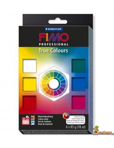 FIMO Profesional Pack 'True Colours'