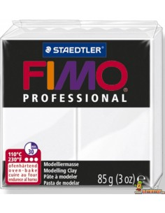FIMO Profesional Pastilla Estándar 85 g Blanco