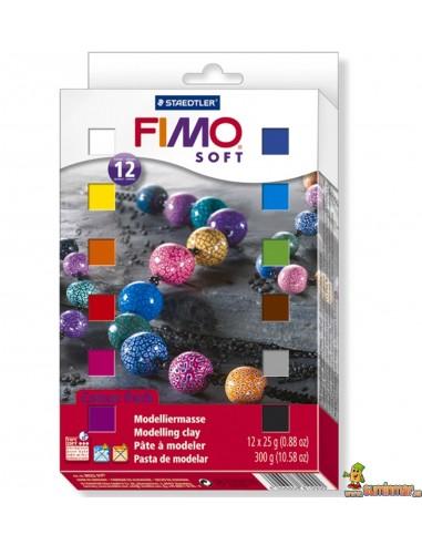 FIMO Soft Colour Pack 12 y 24 uds 12ud