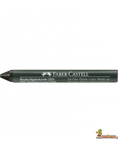 Cera multisuperficie Faber Castell color negro