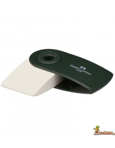 Goma Sleeve Faber Castell (con funda)
