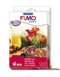 FIMO Soft Colour Pack Warm Colours