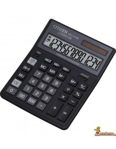 Calculadora De Sobremesa SDC-414N Citizen
