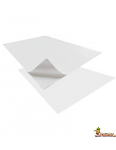 Papel autoadhesivo blanco 50 x 70 cm 150 g m suminmar - Papel pared autoadhesivo ...