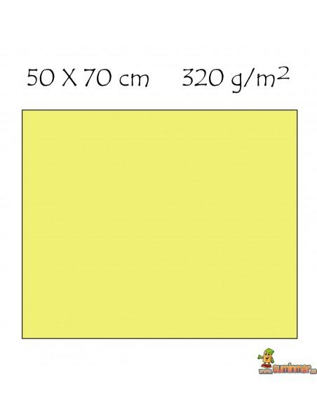 Cartón Ondulado 320 g/m² 50 x 70 cm