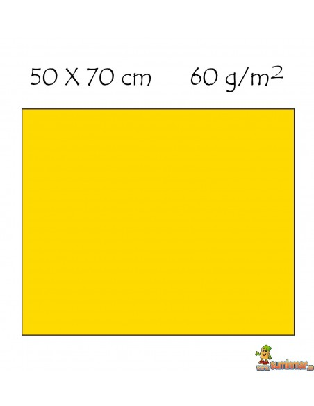 Goma EVA Fluorescente 50x70cm
