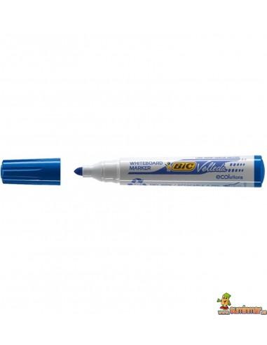 Bic Velleda 1701 Rotulador pizarra blanca de punta cónica Azul