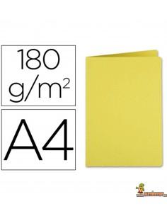 Subcarpeta DIN A4 Amarillo