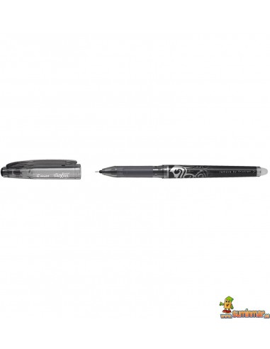 Pilot Frixion Point negro 0.5mm Bolígrafo de tinta borrable