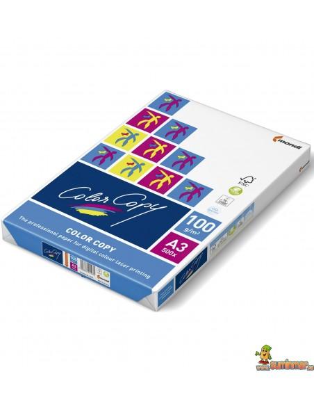 Color Copy A3 100g 500 hojas Papel Multifunción