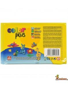 Arcilla Sio-2 Colorplus 500g amarillo